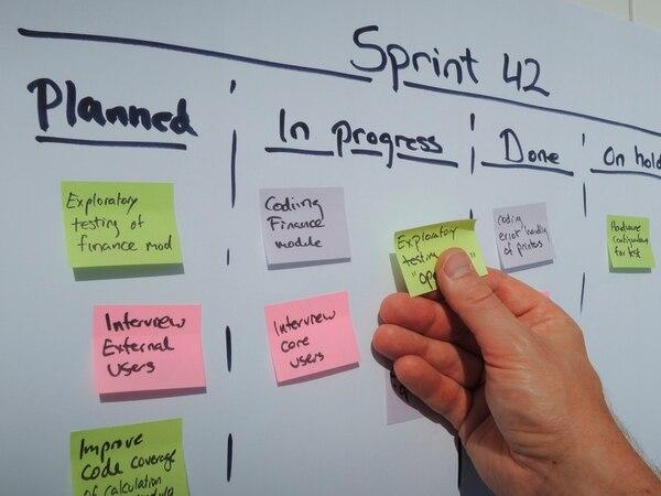 En scrum, uno de los componentes del ciclo corto o iteración es mantener actualizado el avance de las actividades prioritarias.
