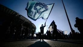 El éxito de la marca Maradona es un caso de luces y sombras