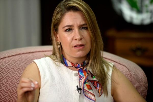28/05/2018. Entrevista con la primera dama de la República, Claudia Dobles. Fotografía: Diana Méndez.