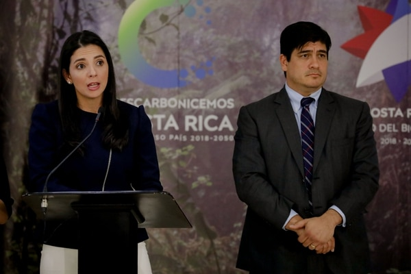 Andrea Centeno es comunicadora con especialización en mercadeo y relaciones públicas y trabajó en la promoción de Costa Rica como destino para la Inversión Extranjera Directa (IED) en la Coalición Costarricense de Iniciativas de Desarrollo (Cinde). Fotografía: Roberto Carlos Sánchez, Casa Presidencial.