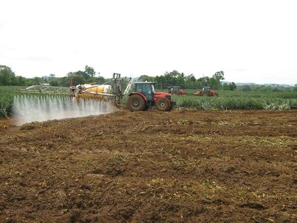 El Plan Nacional de Desarrollo 2014-2018 se plantea como meta incrementar el número de áreas de producción orgánica en 1.550 hectáreas al último año de la administración Solís-Rivera.