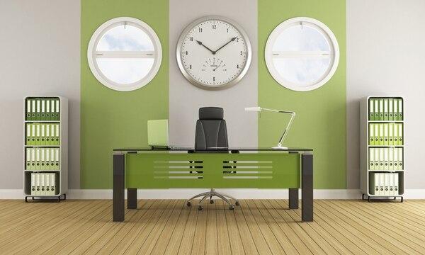 La luz y el color de su área de trabajo afectan los resultados del negocio