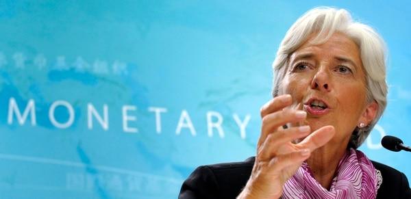 La directora Christine Lagarde no ha sido formalmente acusada