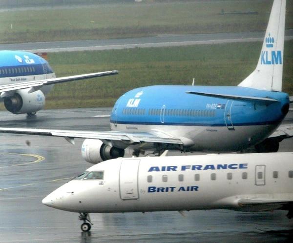 KLM y Air France serán algunas de las aerolíneas que participarán del evento.
