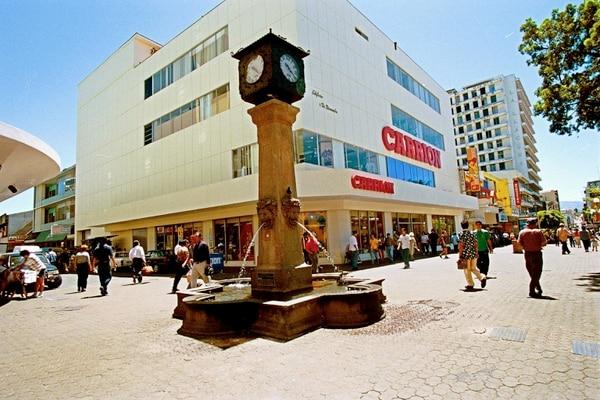 Carrion ya cuenta con una tienda en el centro de San José, frente a la Plaza de la Cultura. En Avenida Segunda está lanzando un concepto más nuevo y modenro.