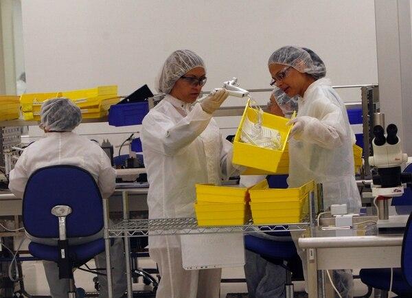 Sector de alta tecnología genera 8.236 empleos directos en el país.