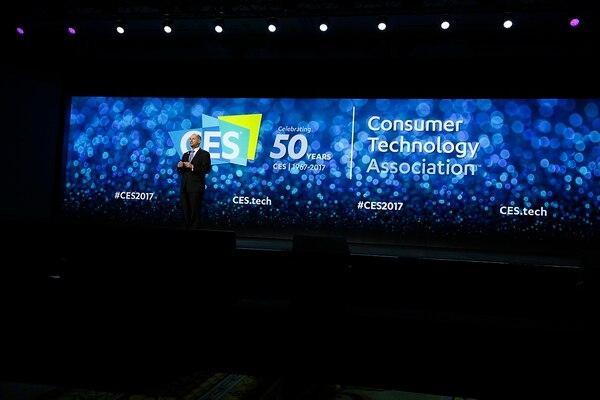 Gary Shapiro, CEO del CTA, organizador del CES Las Vegas, llamó la atención sobre las perspectivas de negocios de la economía colaborativa, las nuevas generaciones y la tecnología 5G.