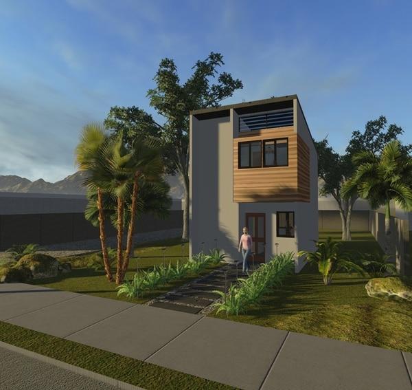 El Condominio Linda Vista, de la Fundación Promotora de Vivienda (Fuprovi), cuenta con la precertificación Edge.