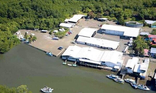 Martec tiene sus instalaciones en Quepos. En la empresa trabajan cerca de 350 personas, de las cuales 80 están en la división de pargo.