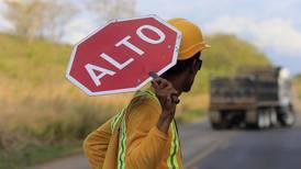 ¿Qué puede hacer el MOPT con sus obras clave si Meco y H Solís caen en insolvencia?