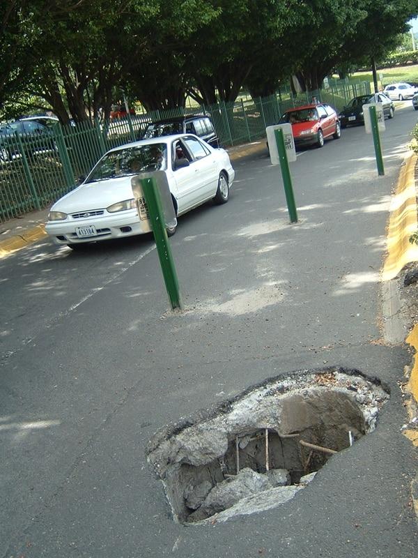 En mal estado. La mayoría de la red vial nacional está en mal estado pese a la conservación vial periódica del Conavi.