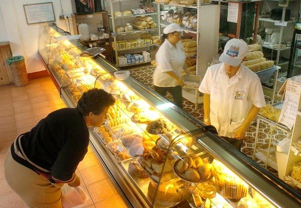 Las exportaciones de panadería fina de Costa Rica se dirigen principalmente a Centromérica y El Caribe