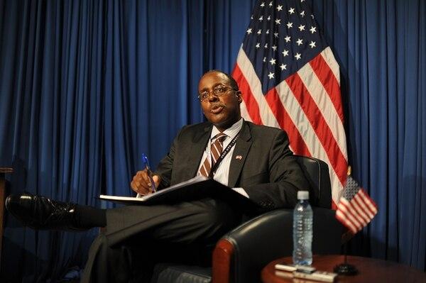 El embajador Stafford Fitzgerald Haney dijo que Estados Unidos y Costa Rica están en un punto clave de su relación bilateral.