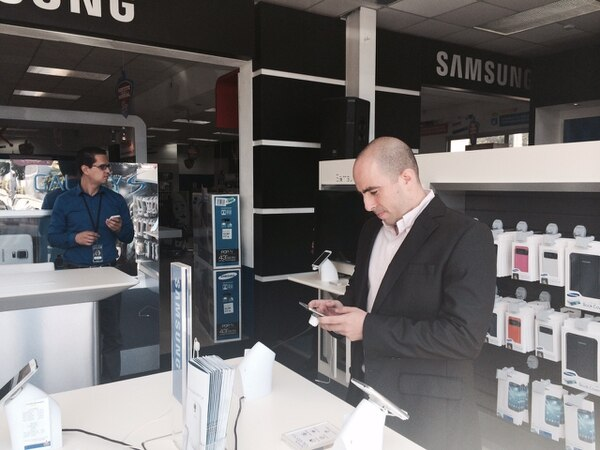 Los Shopping Shops Samsung estarán ubicados en 10 tiendas Gollo