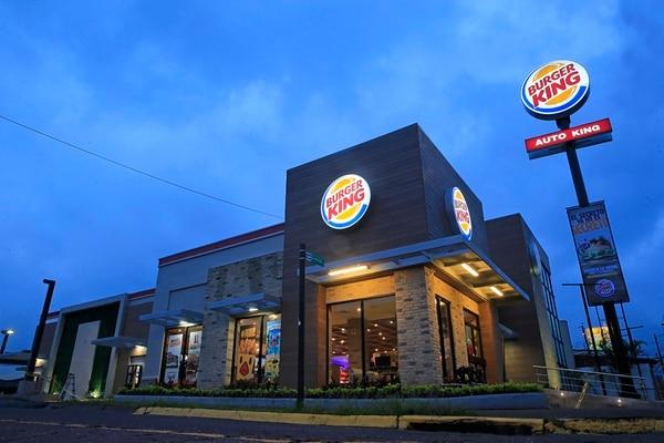 Podra Burger King Reconstruirse Como Un Serio Competidor El