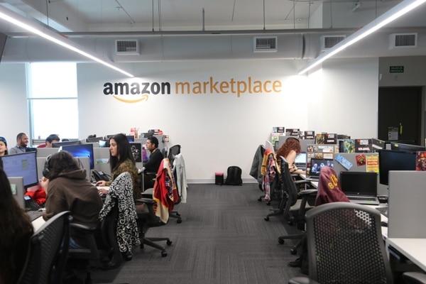 12/02/2018. San José, Calle Blancos. La nueva operación de Amazon se ubica en el Centro Corporativo El Tobogán y es un centro de servicios a vendedores.