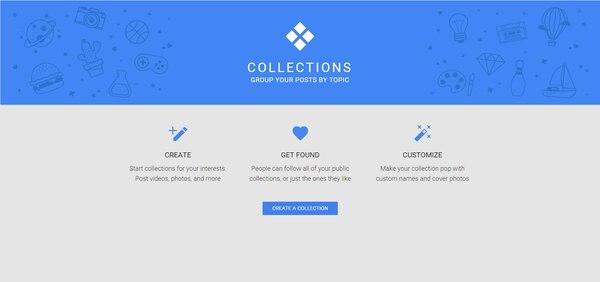 Collections es el nuevo servicio de Google para crear tableros y guardar contenido relevante para el usuario