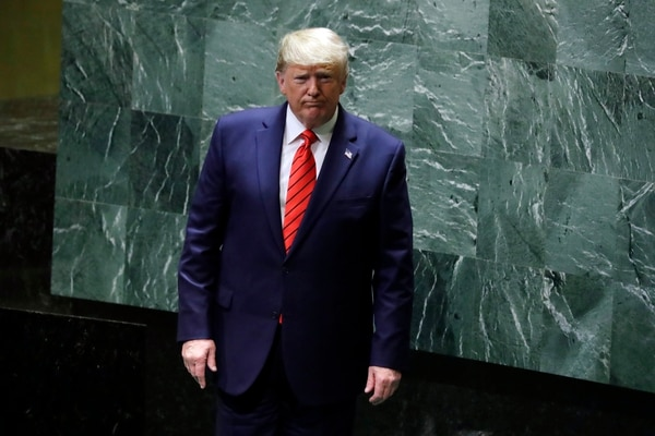 En la llamada, Trump propone a su homólogo ucraniano trabajar en cooperación con su abogado, Rudy Giuliani,