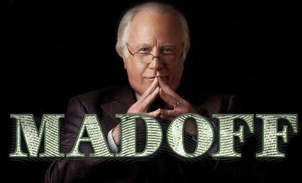 """""""Madoff"""", una película de dos capítulos que se estrena hoy y mañana en ABC, está protagonizada por Richard Dreyfuss."""