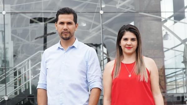 David Ramírez, productor audiovisual de 33 años, y Catalina Hernández, relacionista pública de 32 años, son los fundadores de HMK. La empresa surgió en junio del 2015.