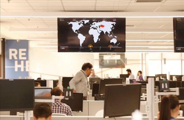 IBM se encuentra entre las multinacionales que también aprovechan las nuevas tecnologías a nivel interno y para desarrollo de soluciones a los clientes. (Foto Albert Marín / Archivo GN)