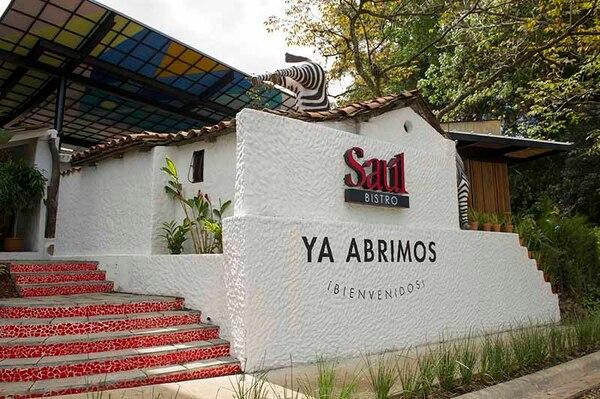 Saúl Bistro se ubica en 7 Bancas, Escazú.