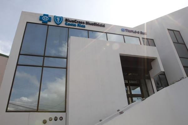 Las oficinas de Blue Cross Blue Shield Costa Rica se ubican en San José, diagonal al Tempo Votivo, en el barrio Francisco Peralta.
