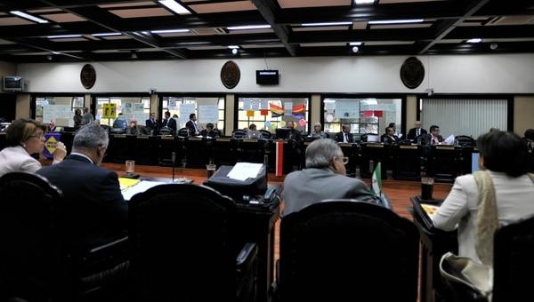 42 diputados votaron a favor de la reforma a la ley de delitos informáticos.