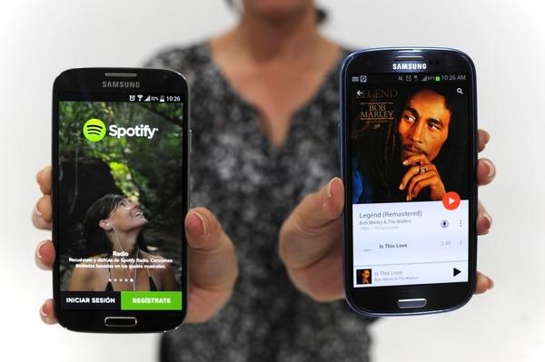 Spotify se unió a PlayStation para ofrecer música desde estas plataformas.