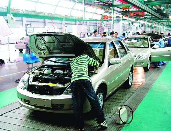 En el 2012 se produjeron 3,4 millones de vehículos en Brasil.