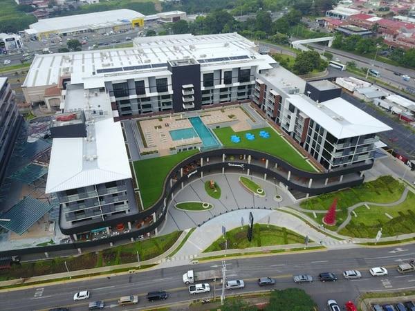 El nuevo Centro de Servicios de Roche se ubicará en Escazú Village.