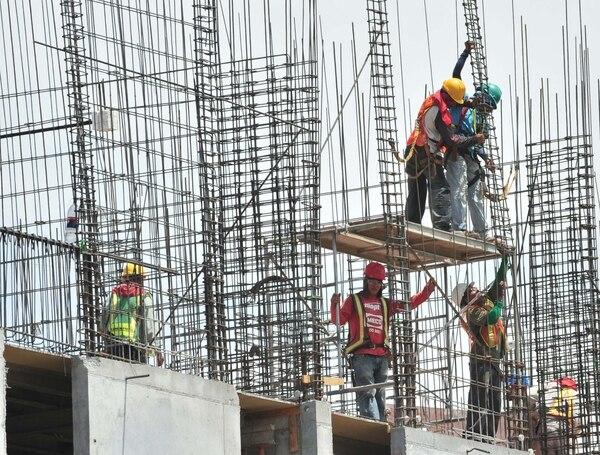 La Cámara de la Construcción teme una caída en el empleo que brinda ese sector en el 2013