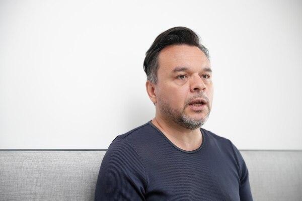Asdrúbal Jiménez fundó Xpositive después de intentar recuperar unas guitarras y dispositivos que le robaron. (Foto Alejandro Gamboa)