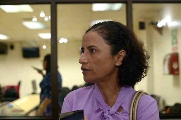 Yorleny León impulsa el proyecto para trasladar Fonatel a la Fundación Omar Dengo. (Foto archivo)