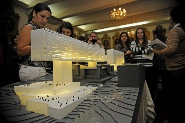 Los diputados declararon de interés público la construcción del nuevo edificio de la Asamblea Legislativa. La declaratoria agilizará los trámites de construcción del inmueble valorado en $76 millones.