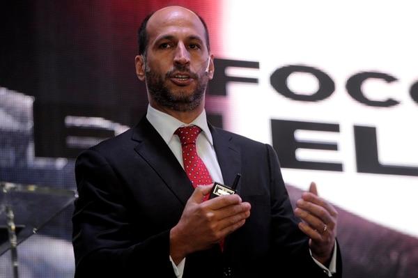 Augusto Dumit compartió sus reflexiones en la actividad Tigo Business, el 5 de setiembre.