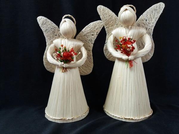 Los ángeles son uno de los productos que Cabuyando está vendiendo en Cemaco. (Cabuyando para EF).