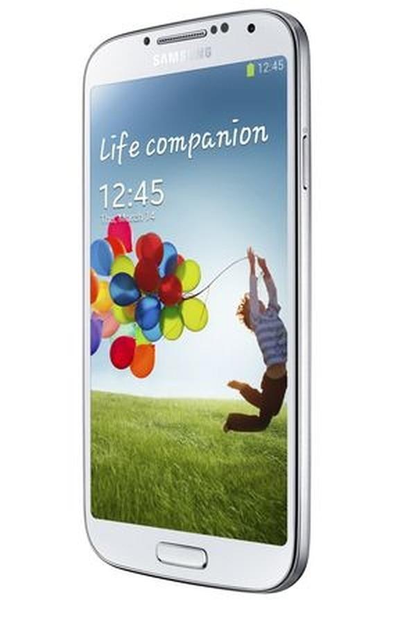 El Galaxy S4 se develó en marzo y tiene una pantalla de 5 pulgadas