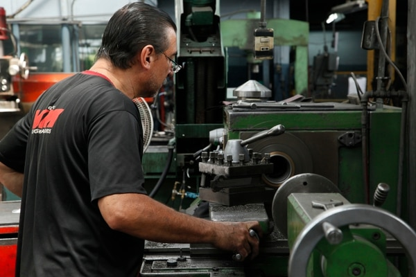La Cámara de Industria considera que el sector metalmecánico es uno de los que más apoyo necesita del Estado para crecer.
