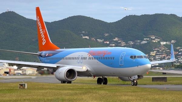 La empresa Sunwing volará de Canadá a Liberia, Guanacaste con un Boeing 737 MAX 8.