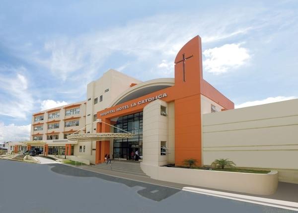 El hospital se ubica en San Antonio de Guadalupe.