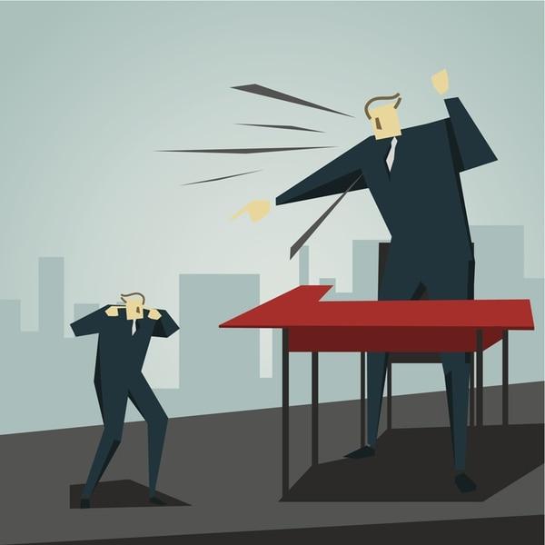 Identifique a los jefes tóxicos y cómo lidiar con ellos
