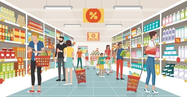 El grupo más grande se caracteriza porque antes y después de comprar indagan sobre el producto o servicio.