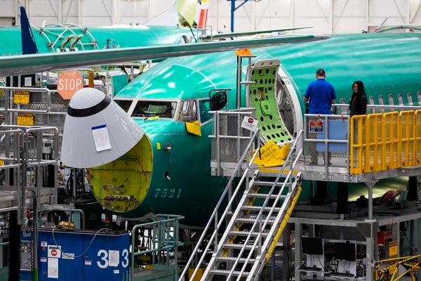 Boeing, un gigante de la aviación con conexiones fuertes en Washington y uno de los exportadores más grandes de Estados Unidos, está a la defensiva.