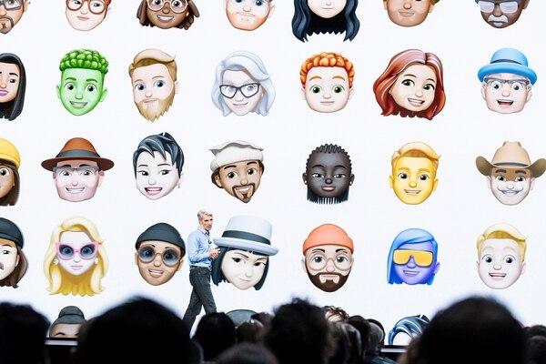 Apple anunció varios mecanismos novedosos para permitir que los adultos y los niños reduzcan la cantidad de tiempo que pasan en sus teléfonos. Aquí, Craig Federighi, jefe de software de la firma.