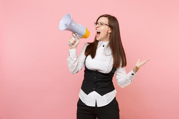 Empleados que alzan la voz con temas difíciles