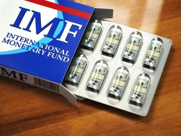 IMF, FMI, Fondo Monetario Internacional