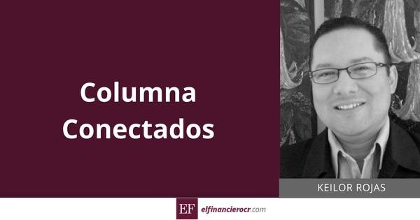 Carátula Columna Conectados de Keilor Rojas