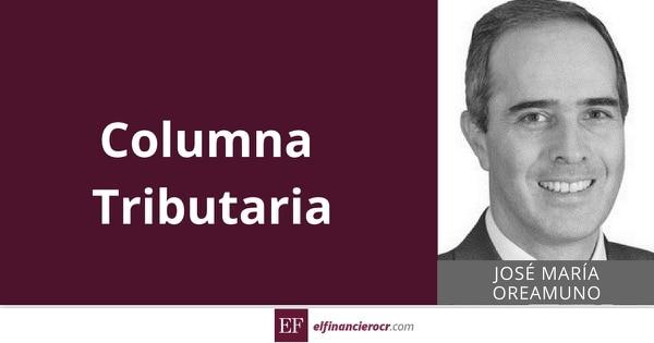 Columna tributaria de José María Oreamuno: IVA en servicios de salud privados