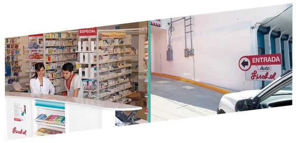 La cadena Fischel ya cuenta con puntos de auto farmacias en Escazú, Belén y Zapote.